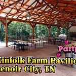 Outdoor Pavilion Venue available for rental *ask about details*