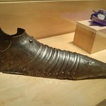 Medieval shoe covers