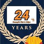 Celebrating 24 years Good Fryday