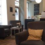 Cafe Crema inside front
