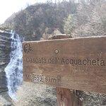 صورة فوتوغرافية لـ Cascata dell'Acquacheta