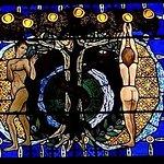 Chapelle de la Genèse : le péché originel