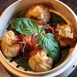 Thung Thong: Chicken Dumplings