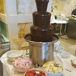 Le dessert)