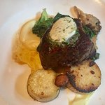 Mouth-watering filet!