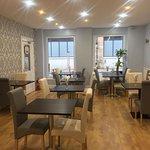 Meet & Eat restaurant from inside