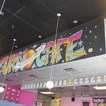 Saturn Cafe resmi