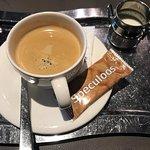 Coffee is always good