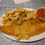 Good size portion!
