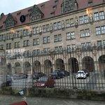 Justizpalast Nürnberg Foto