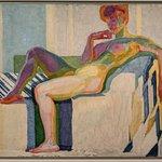 František Kupka painting ex Kupka (pioneer of abstraction) exhibition until 30 July 2018
