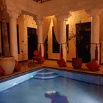Main reception and center of Riad
