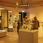 One of the 2 rooms with the Marvellous Machines exhibition