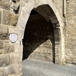 City Gate dating to 1335 AD