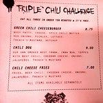 The Triple Chilli Challenge #1