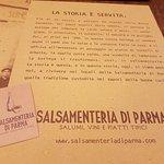 Фотография Salsamenteria di Parma