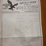 Photo of Aquila Nera