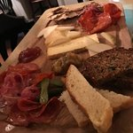 Meat & Cheese Board; a Perfect Light Supper