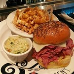 Smoked Meat Lunch Special