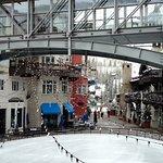 Lionshead Vail - skating rink