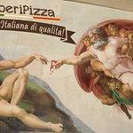Bilde fra L'Aperipizza