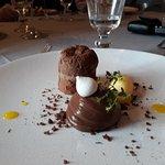 Dessert : au chocolat