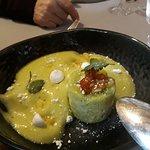 Dessert : à l'ananas