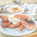 What a breakfast