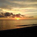 coucher de soleil