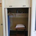 Closet / old cloakroom
