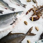 Fresh Fish is Brought in Daily