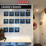 Picture and description of specialty Daddy's Donut combos