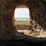 Looking our from Fort Sumter