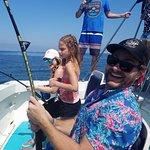 family fun fishing Puerto Vallarta