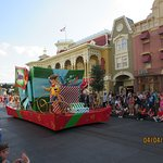 Toy Story float!