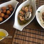 Deliciosa comida del norte de España. Todo un descubrimiento culinario, calidad de producto, pre