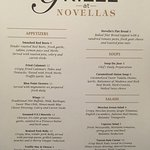 New Spring Menu @ The Grille