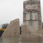 Photo of Martin Luther King, Jr. Memorial