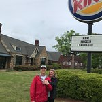 Most historic Burger King in the country!