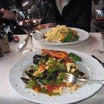 спагетти маринари