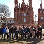 Free tour with Locals in Vilnius April 2018