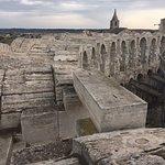 Un point de vue unique sur la ville d'Arles