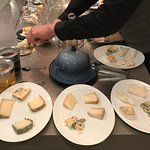 dessert fromages
