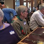 The Lynchburg Bird Club celebrated its 60th Anniversary at Charley's Restaurant and Catering on