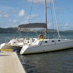 Catamaran l'Hispania