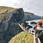 Фотография Carrick-A-Rede Rope Bridge