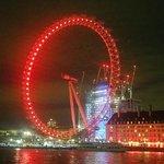Coco cola London eye