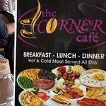 صورة فوتوغرافية لـ The Corner Café