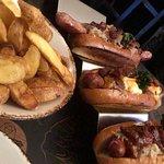 Dogfather Hotdogs & more Foto
