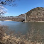 View of Bridge and Hudson River